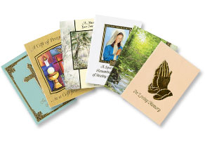 Order Maryknoll Mass Cards Online