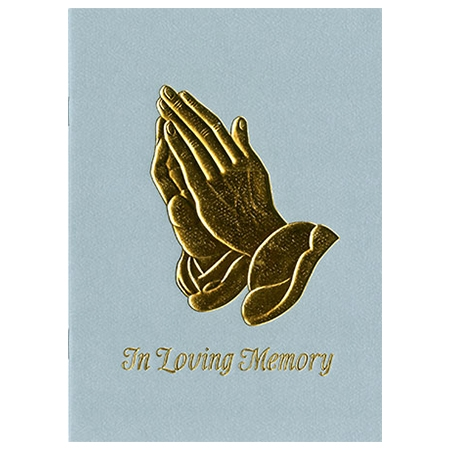 Mary Sympathy Folder