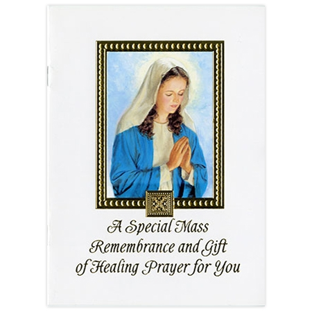 Mary Healing Enrollment Booklet